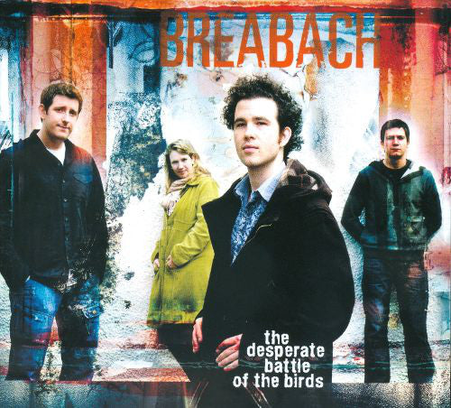 Breabach - The Deserate Battle Of the Birds CD