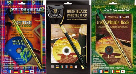 Tin Whistle Beginners Kit