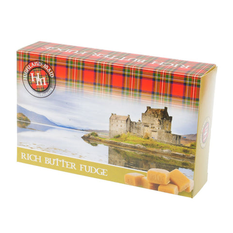 Highland Maid Rich Butter Fudge