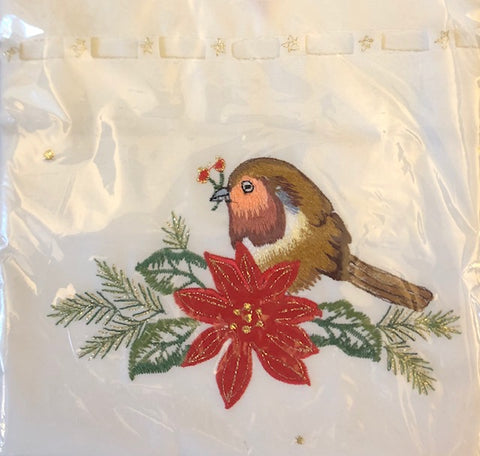 Table Runner - Robin Red Breast