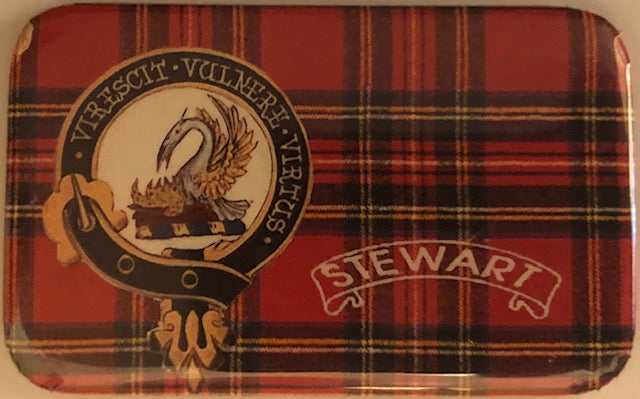 Scottish Clan & Family Fridge Magnet A-MAC