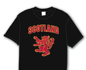 Scotland Red Lion