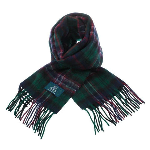 Scottish District Tartan Scarves