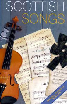 Scottish Songs Music Book