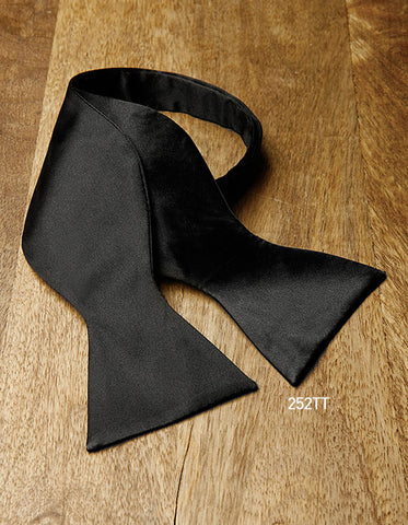 Bow Tie - Black Dress Adult