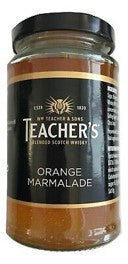 Teachers Whisky Orange Marmalade