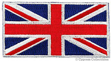 Embroidered Badge - Union Jack