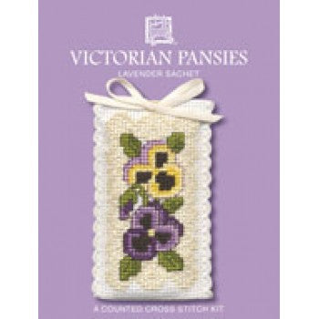 Cross Stitch Kits - Sachets