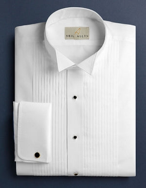 Tuxedo Shirt by Neil Allyn