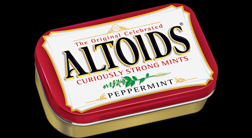 Altoids Curiously Strong Mints - Peppermint