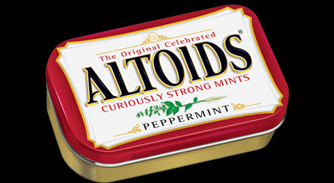 Altoids - Peppermint