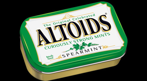 Altoids Curiously Strong Mints - Spearmint