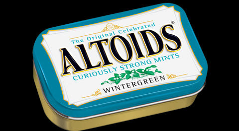 Altoids - Wintergreen