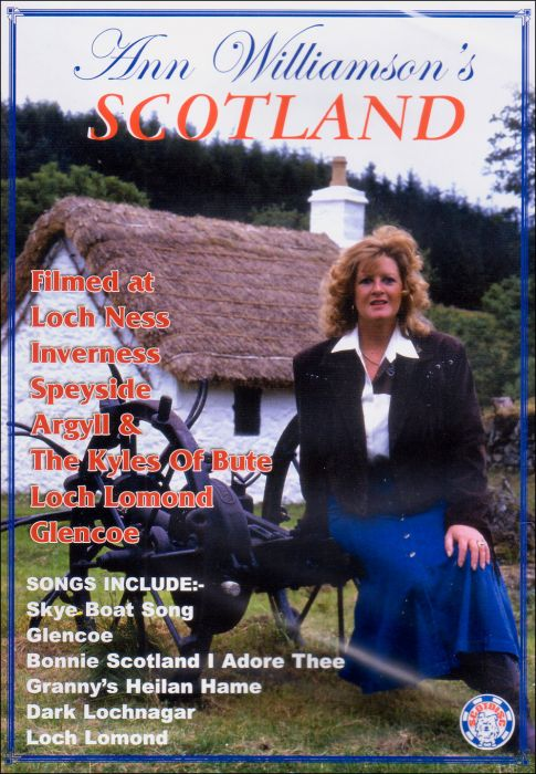 Ann Williamson's Scotland DVD