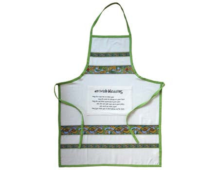 Apron - Irish Blessing
