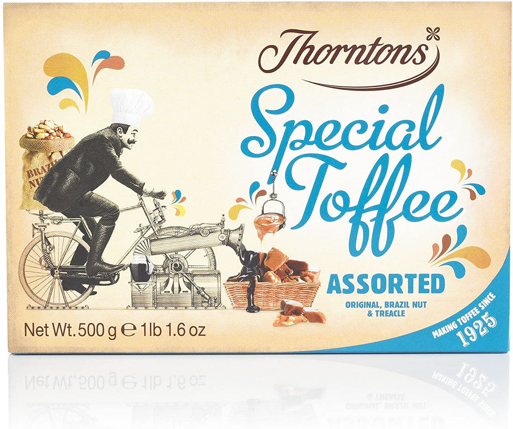 Thornton's Assorted Toffee