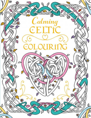 Calming Celtic Colouring