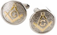 Cuff Links - Masonic