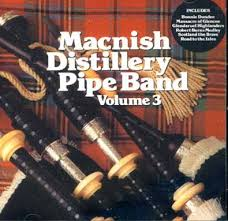 Macnish Distillery Pipe Band Vol. 3 CD