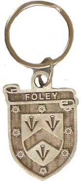 Irish Family Key Chain