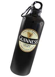 Guinness Water Bottle