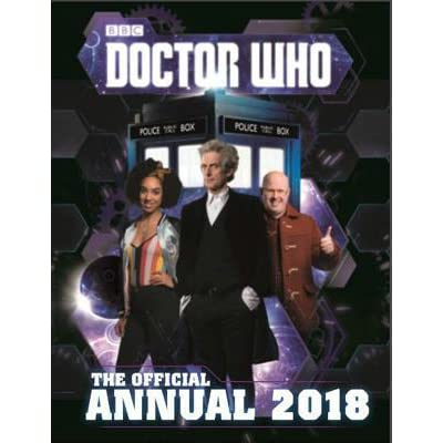 Doctor Who Annual 2018