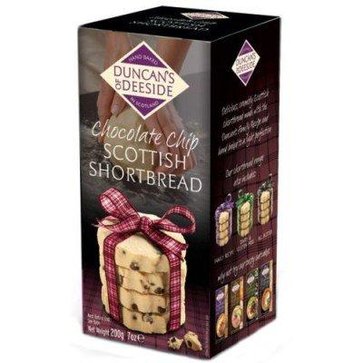 Duncan's of Deeside Chocolate Chip Shortbread
