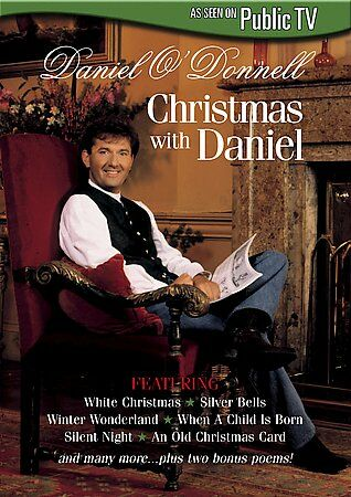 Daniel O'Donnell - Christmas with Daniel DVD