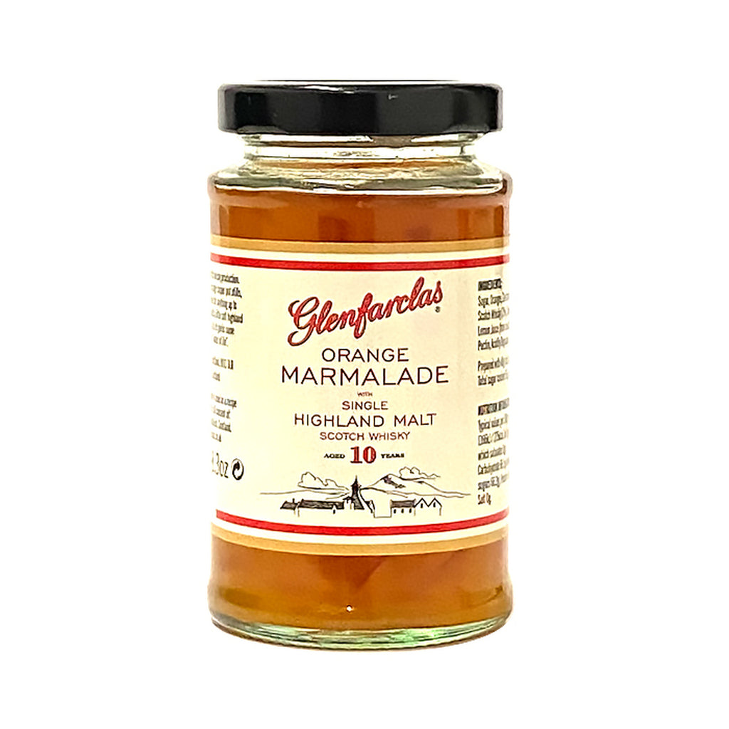 Glenfarclas Whisky Orange Marmalade