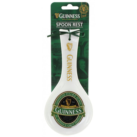 Guinness Label Spoon Rest