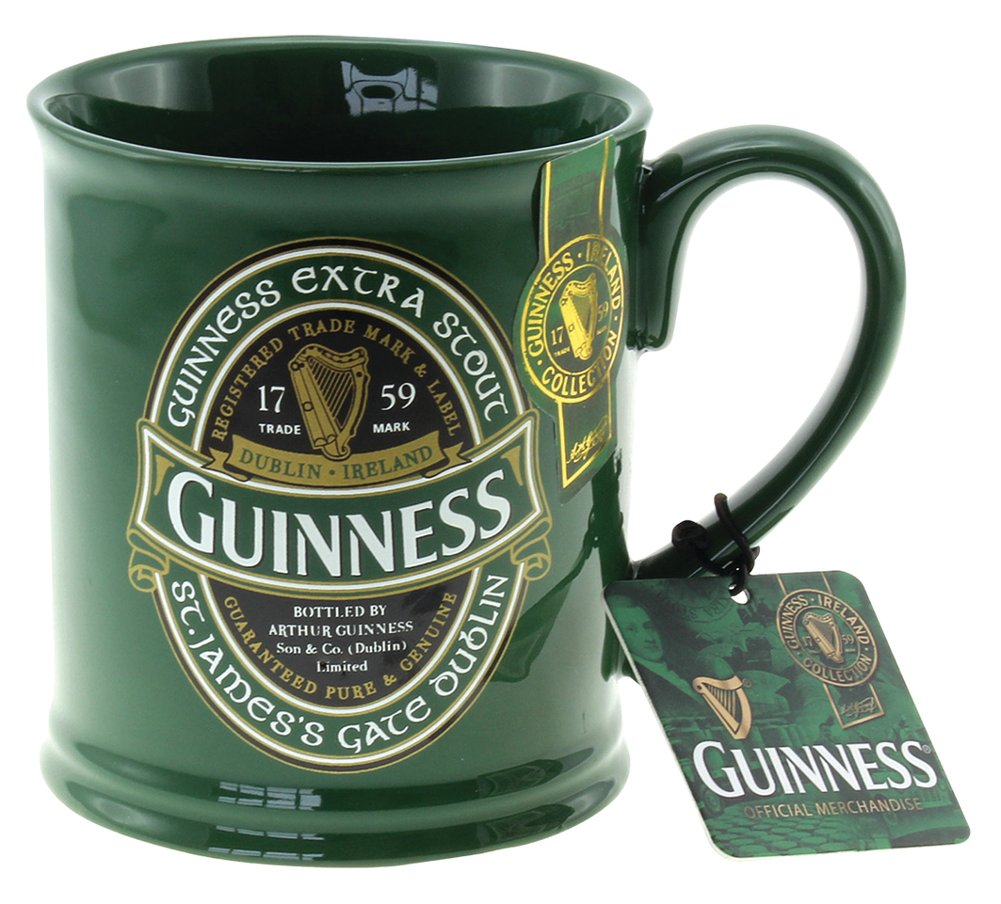 Guinness Coffee Mug