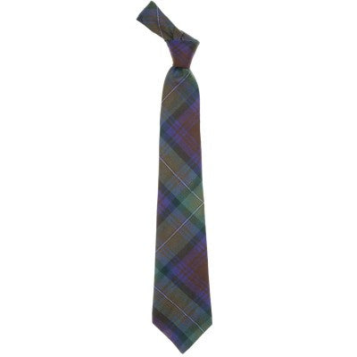 Scottish District Tartan Ties