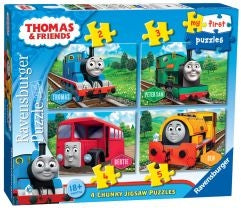 Puzzle - Thomas & Friends My First Puzzles)