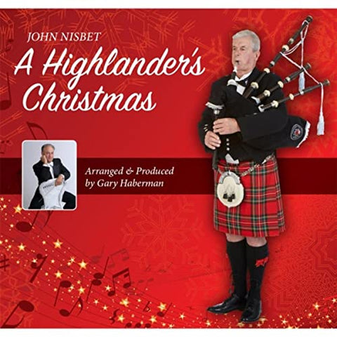 John Nisbet - A Highlanders Christmas CD