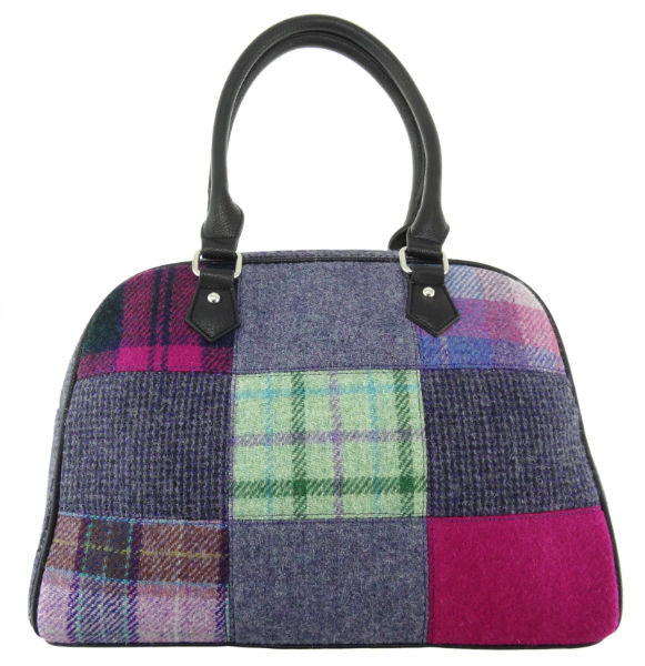 Harris Tweed Handbag - Nairn