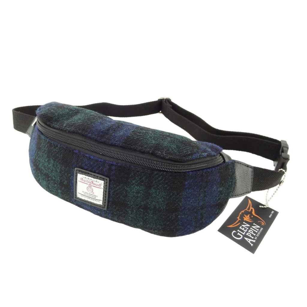 Harris Tweed Belt Bag - Morar