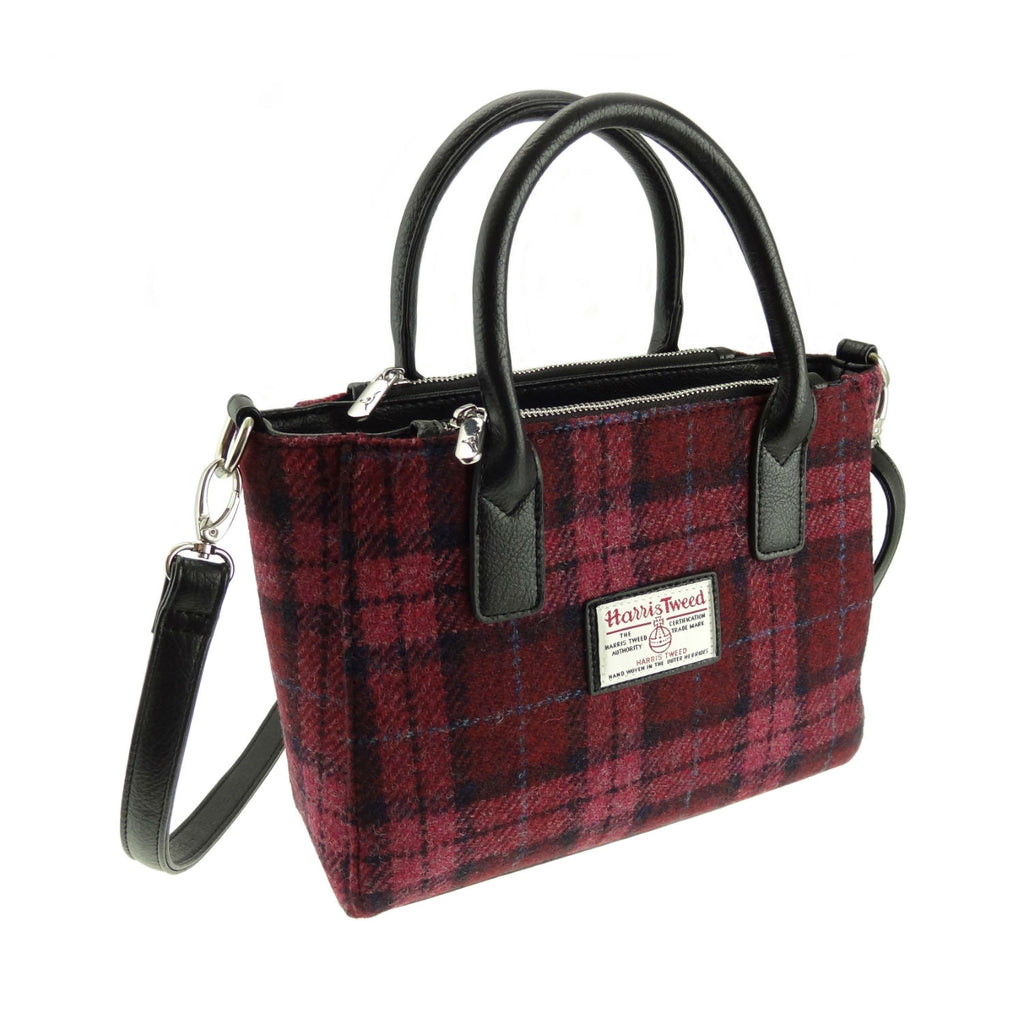 Harris Tweed Handbag - Brora