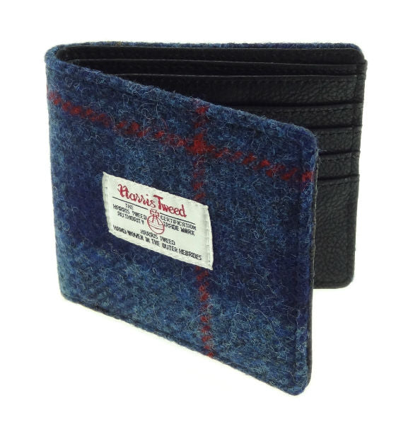 Harris Tweed Wallet - Mull