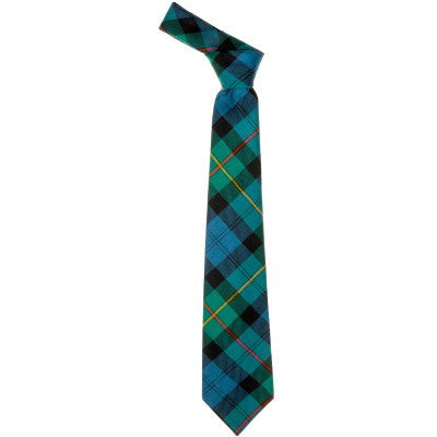 Scottish Clan & Family Tartan Ties MacE-MacT