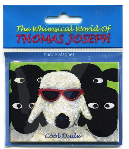 Fridge Magnet - Thomas Joseph