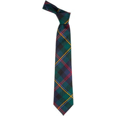 Scottish Clan & Family Tartan Ties MAL-Y
