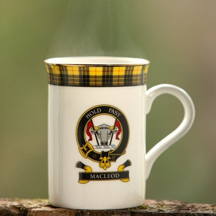 Clan Crest Coffee Mug