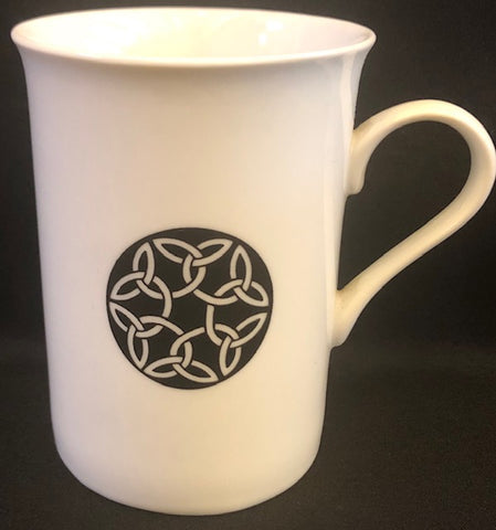 Bone China Celtic Mug