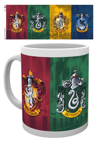 Harry Potter Houses Mug