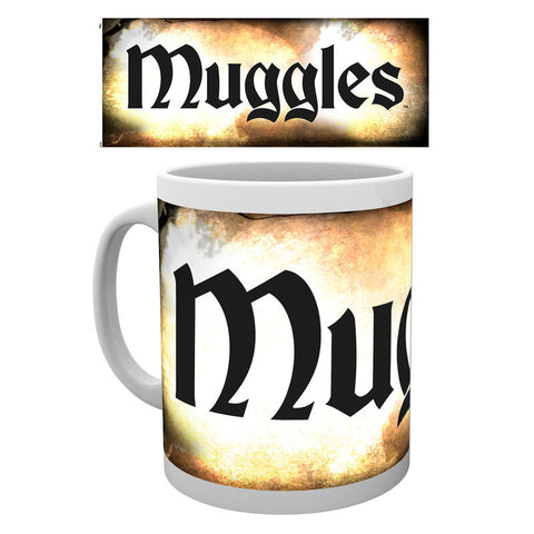 Harry Potter Muggles Mug