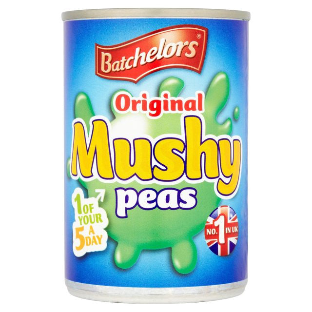 Batchelors Original Mushy Peas Can