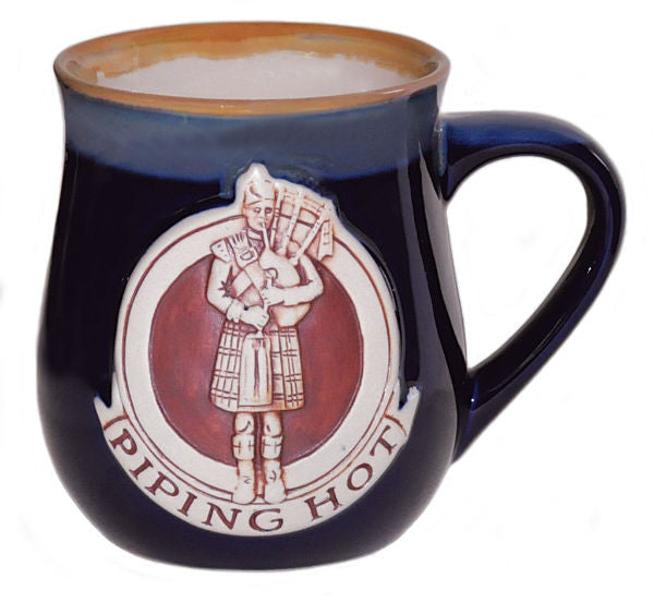 Piping Hot Stoneware Mug