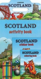Scotland Activity Play Pack