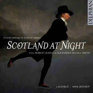 Laudibus & Mike Brewer - Scotland at Night CD