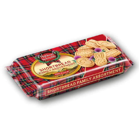 Campbell's Highland Specialty Shortbread Assortment